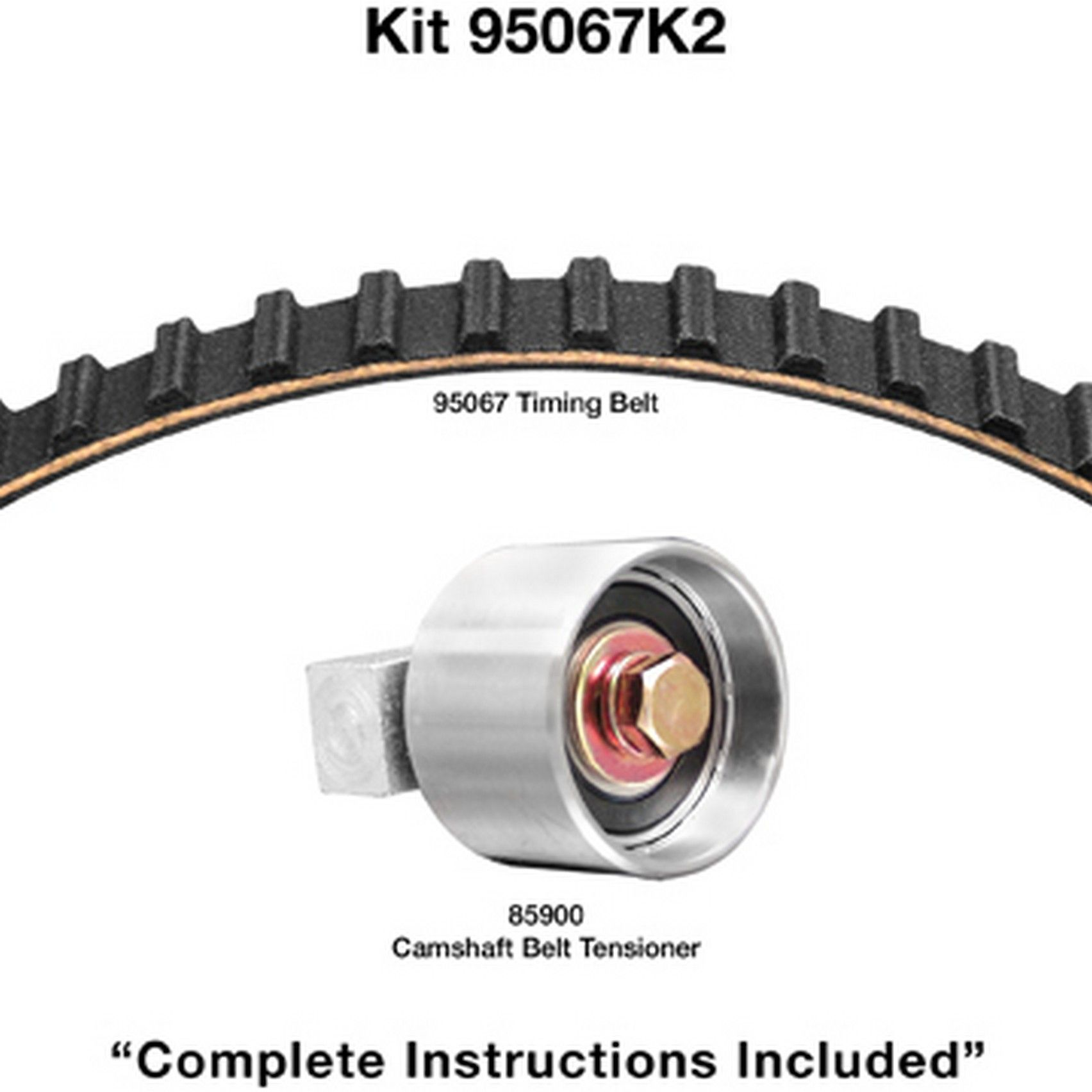 Dayco 95179K1S Timing Belt Kit