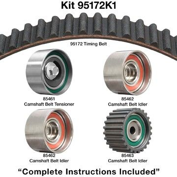 Subaru Legacy Engine Timing Belt Kit Replacement (CRP, Dayco