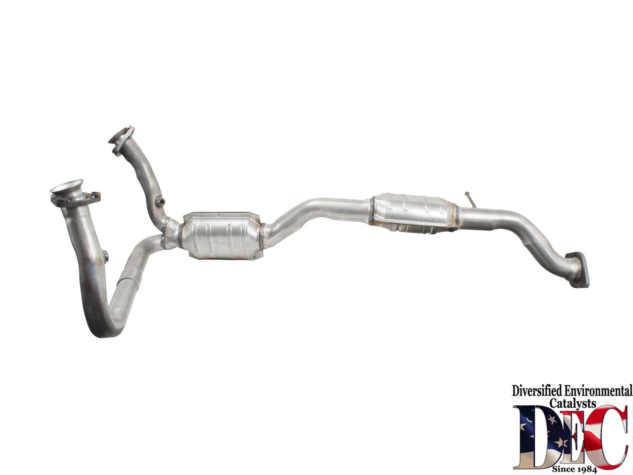 Bosal 079-5088 Catalytic Converter Non-CARB Compliant