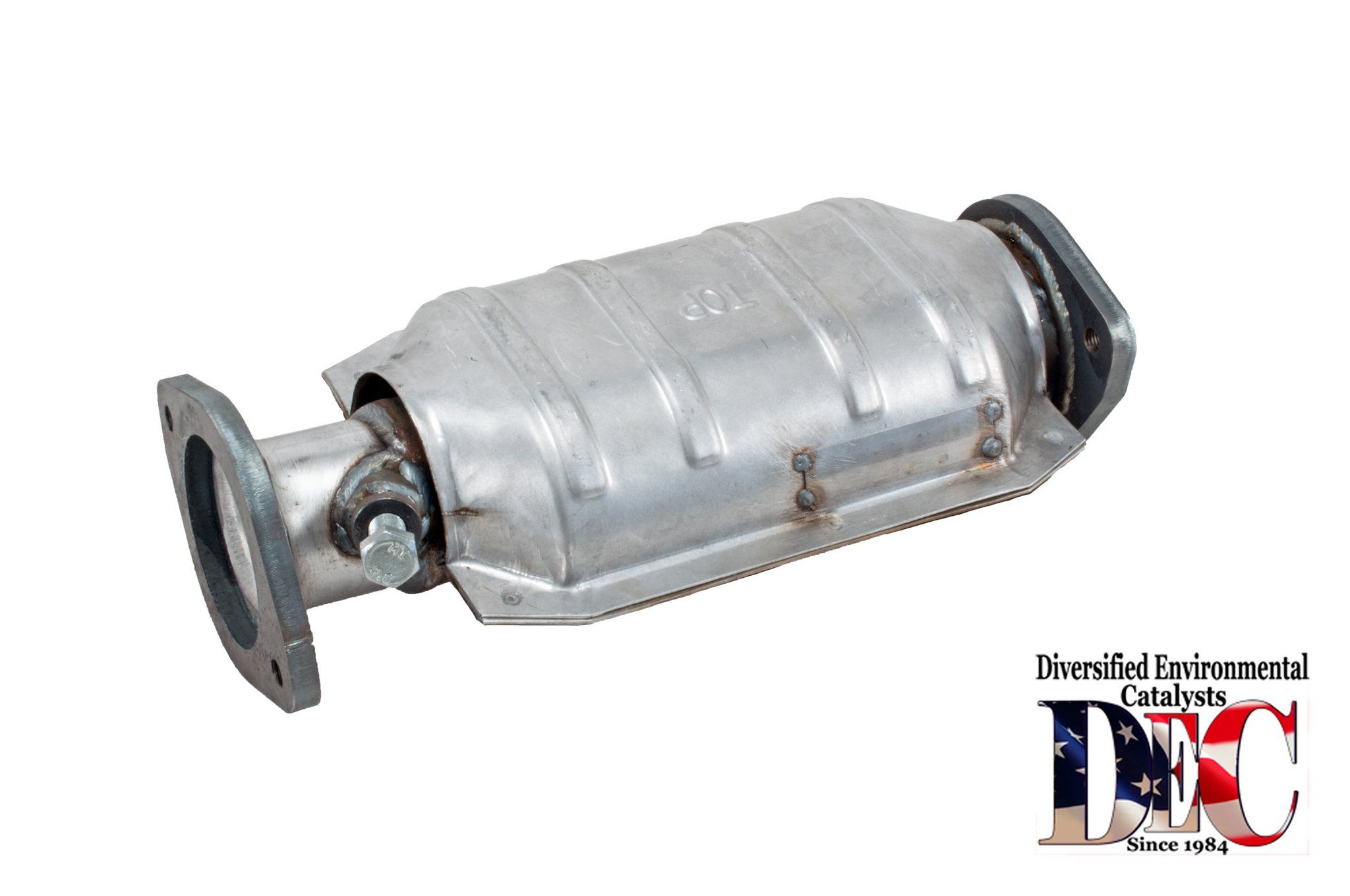 12 1/2 O.A.L. Engine Family Number : YNSXV03.036A Tier Lev : LEV1 LEV NY  C.A.R.B. Compliant Catalytic Converter .
