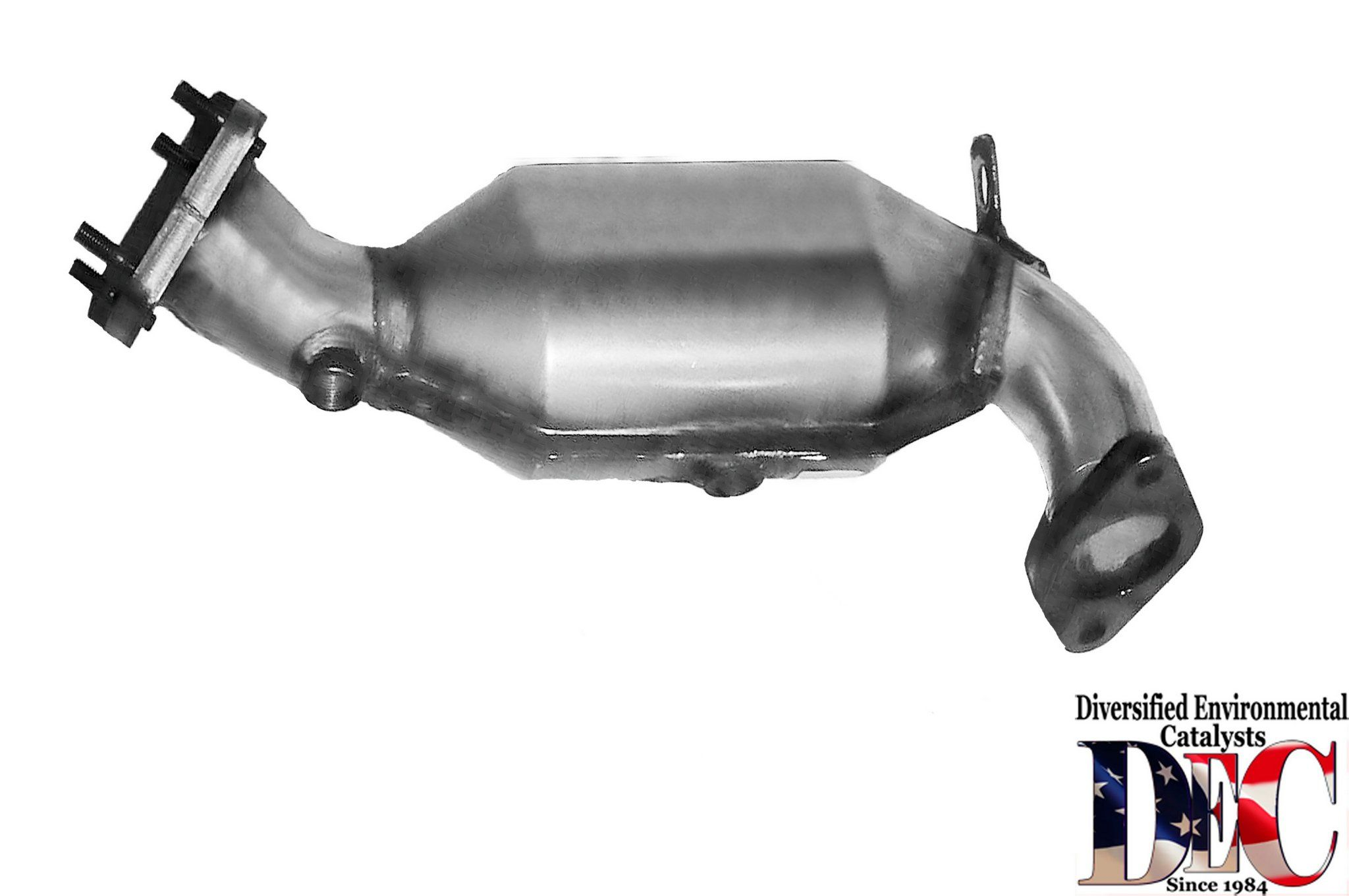 Jaguar XKR Catalytic Converter Replacement (DEC, Magnaflow