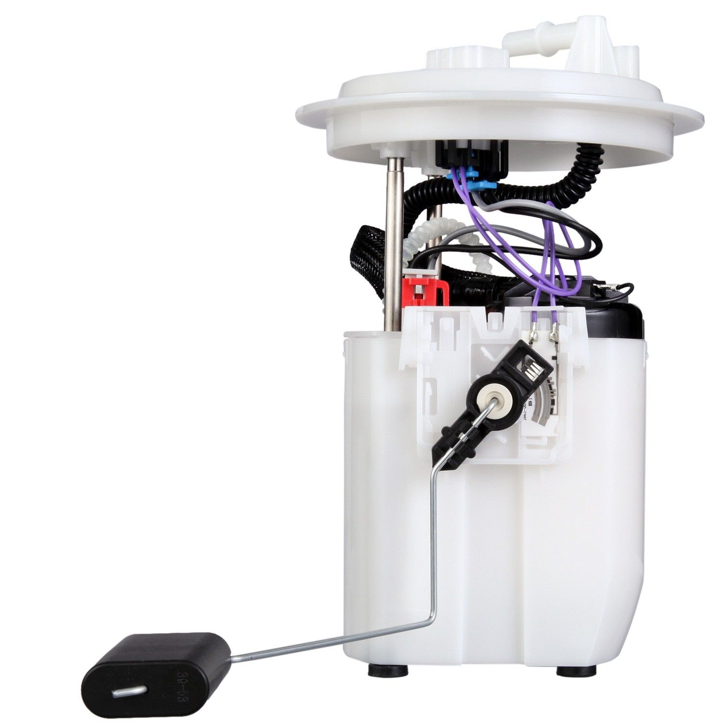 Ford Fusion Fuel Pump Module Assembly Replacement Airtex Autobest 2009 Filter 2006 6 Cyl 30l Delphi Fg1143 Strainer Is Inside The Once New Has Been Installed And