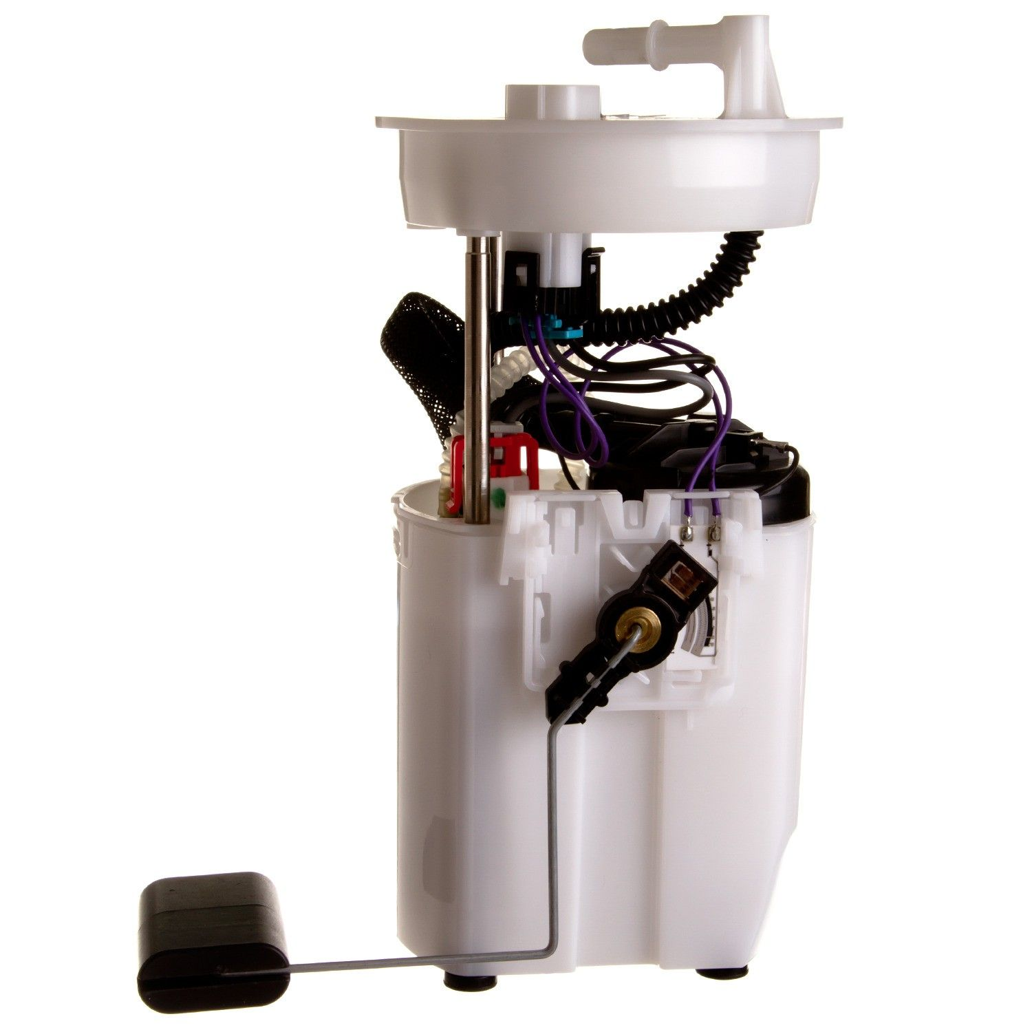 2010 Honda Accord Fuel Pump Module Assembly 6 Cyl 3.5L (Delphi FG0962)  Strainer Is Inside The Module Assembly Once New Fuel Module Has Been  Installed And ...