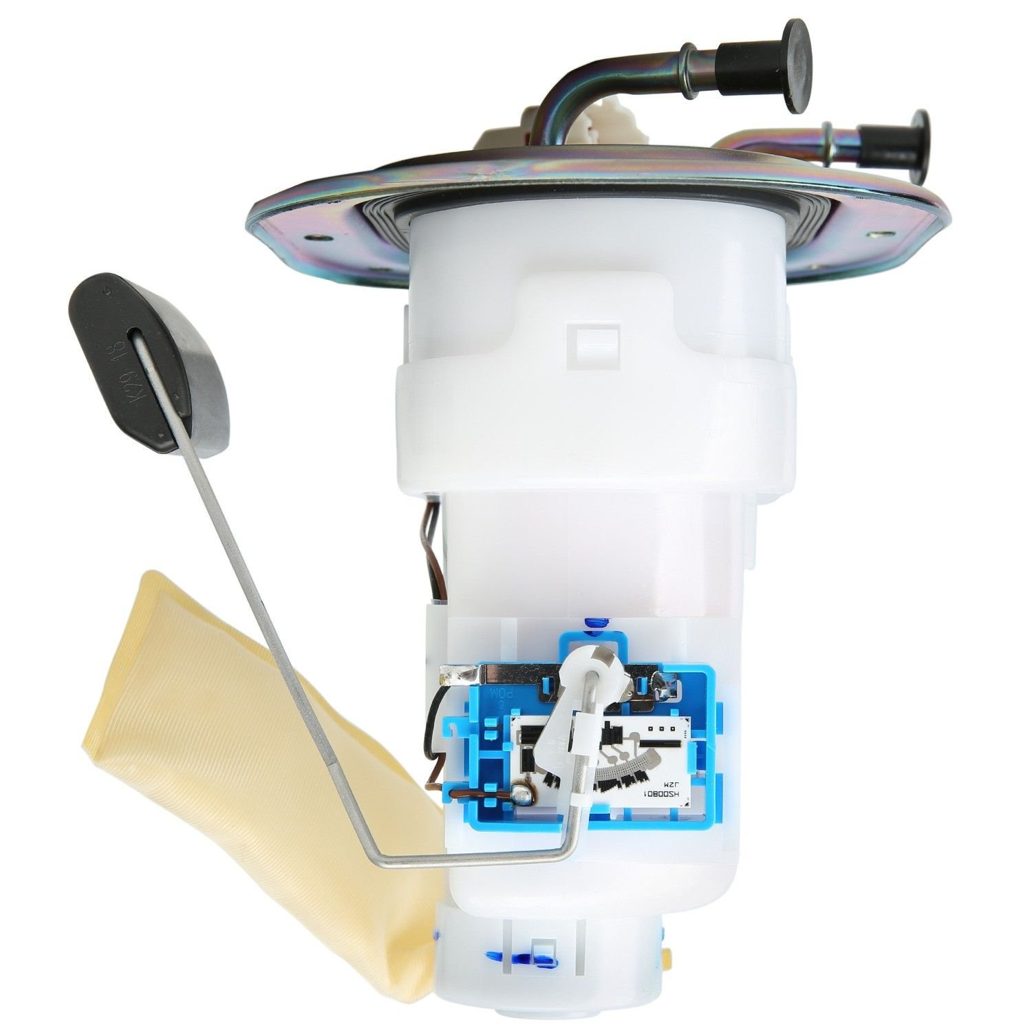 Kia Sportage Fuel Pump Module Assembly Replacement Airtex Auto 7 2005 Filter 4 Cyl 20l Delphi Fg1261 External Strainer Once New Has Been Installed And Tank