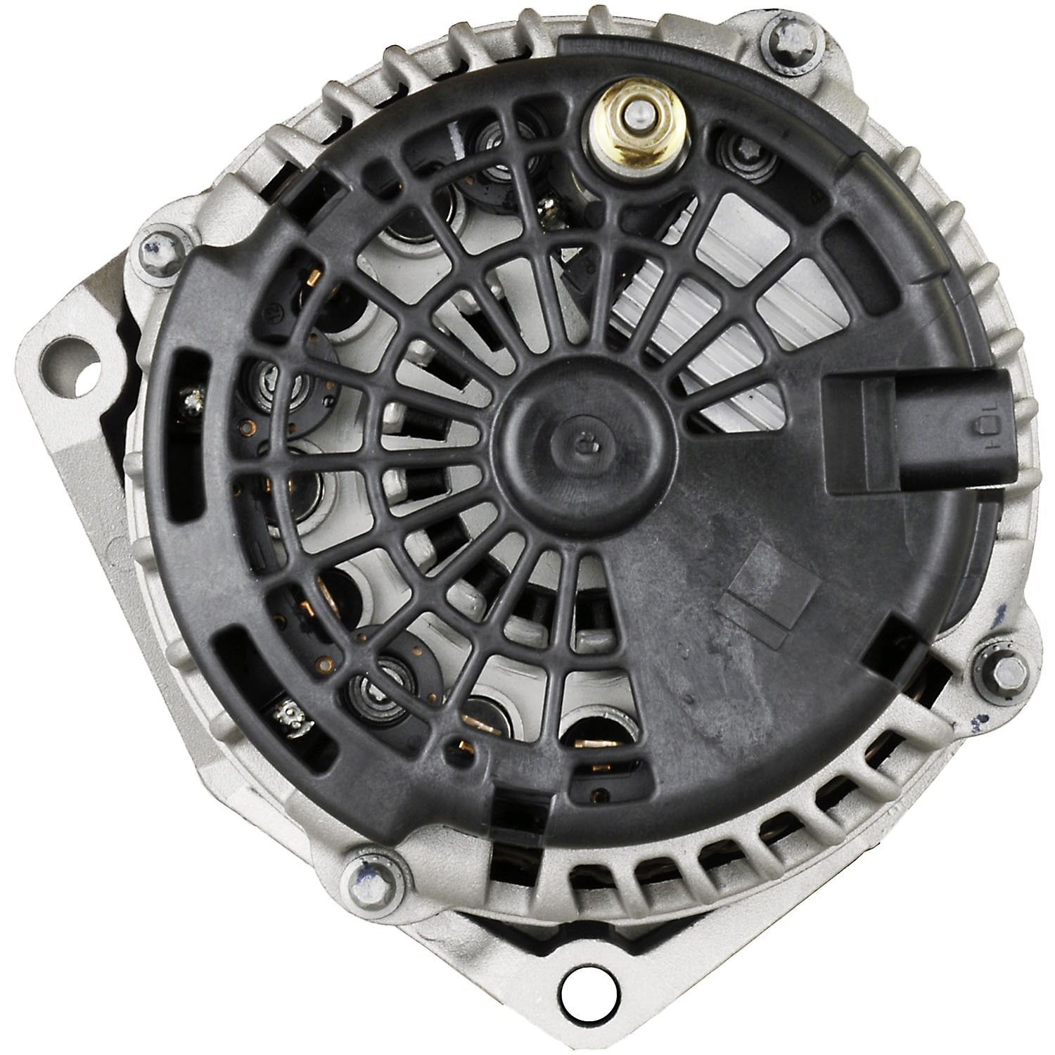 2007 Gmc Yukon Xl 1500 Alternator 8 Cyl 5 3l Denso 210 5382 145 Amp Delco Unit With 145mm 3 4 Dia Case