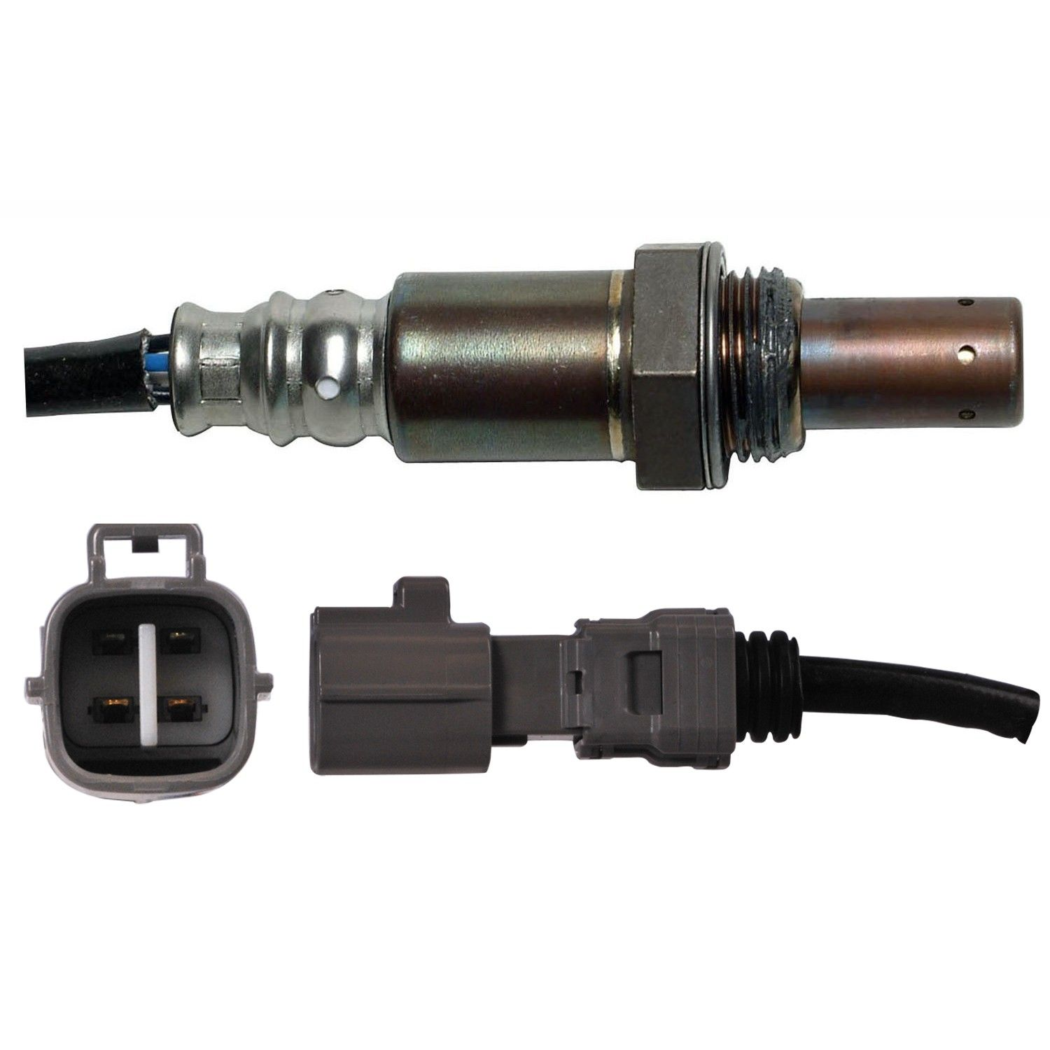 2015 Toyota Sienna Oxygen Sensor - Downstream Left 6 Cyl 3.5L (Denso 234-4946)  DENSO is the O.E. Manufacturer / Oxygen Sensor .