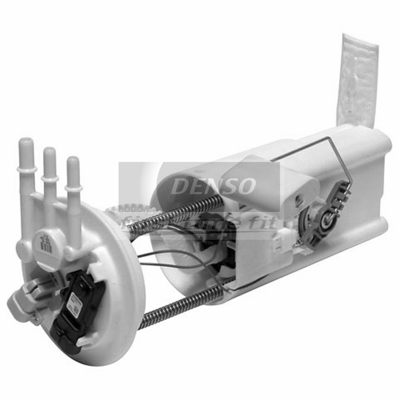 1998 cadillac deville fuel pump module assembly 8 cyl 4 6l (denso 953-5066)  (eng  vin 9, y)