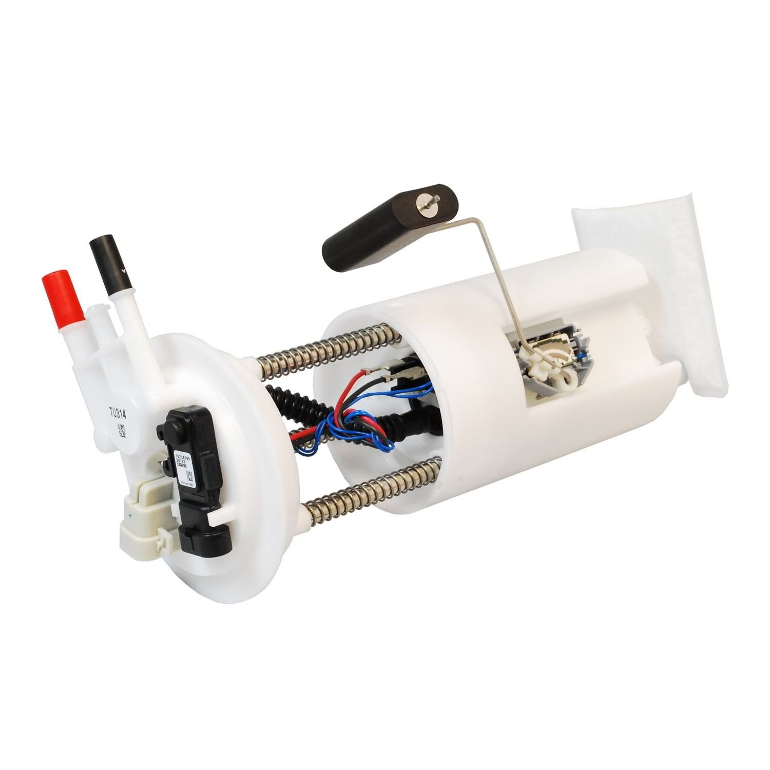 5E204D1 isuzu rodeo fuel pump module assembly replacement (airtex Honda Civic Fuel Pump Wiring at gsmx.co