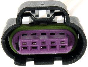 dorman mass air flow sensor connector