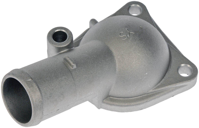 Hyundai Santa Fe Engine Coolant Thermostat Housing Replacement 2001 N A 6 Cyl 27l Dorman 902 5038