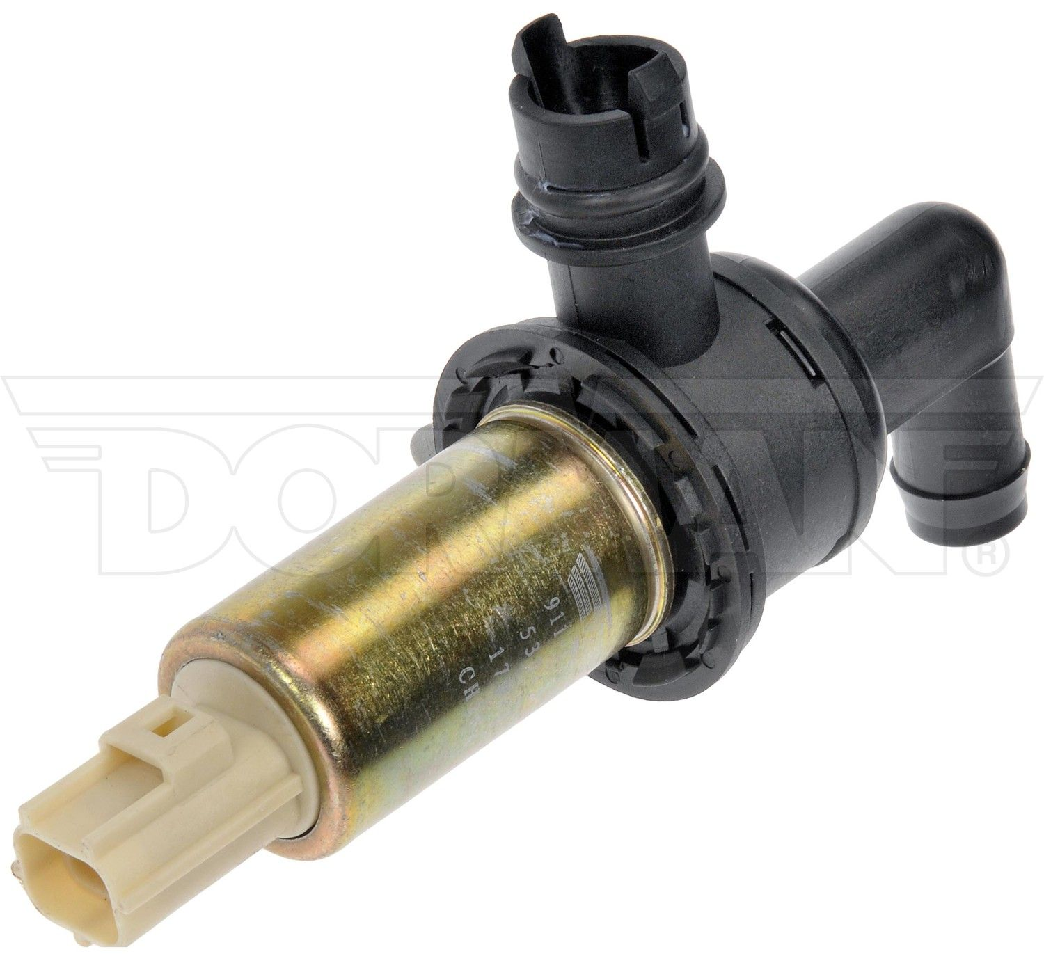 Vapor Canister Vent Valve Replacement (ACDelco, Beck