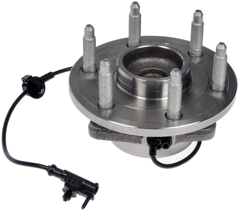 Chevrolet Silverado 1500 Wheel Bearing and Hub Assembly