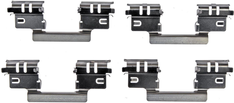 Disc Brake Hardware Kit-Brake Hardware Kit Disc Rear,Front Dorman HW5659