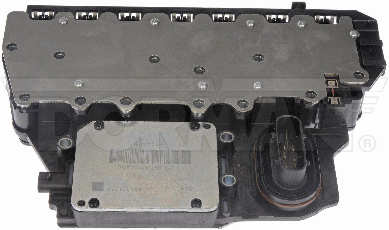Fine Buick Lacrosse Transmission Control Module Replacement Dorman Go Wiring 101 Mecadwellnesstrialsorg