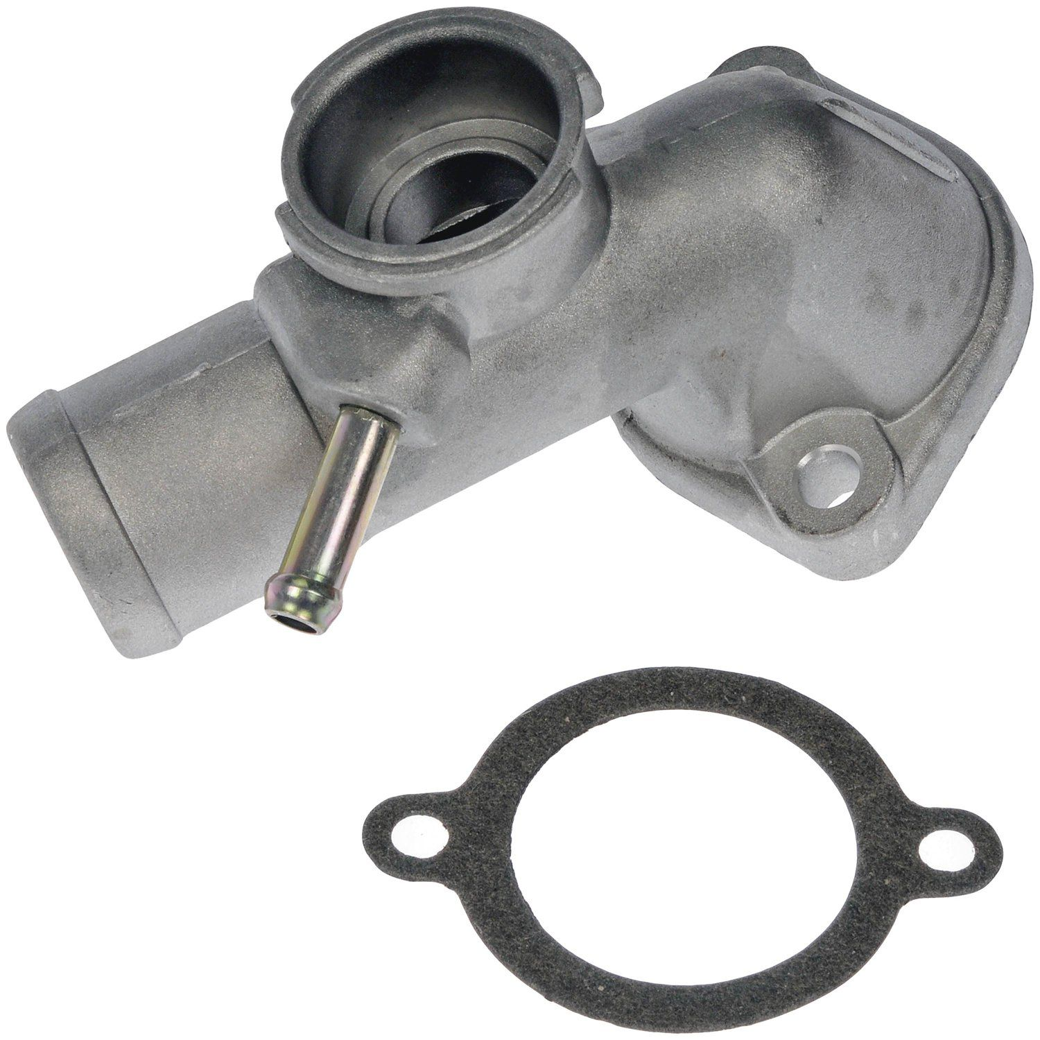 1990 Plymouth Laser Engine Coolant Thermostat Housing - N/A 4 Cyl 2.0L  (Dorman 902-3025)