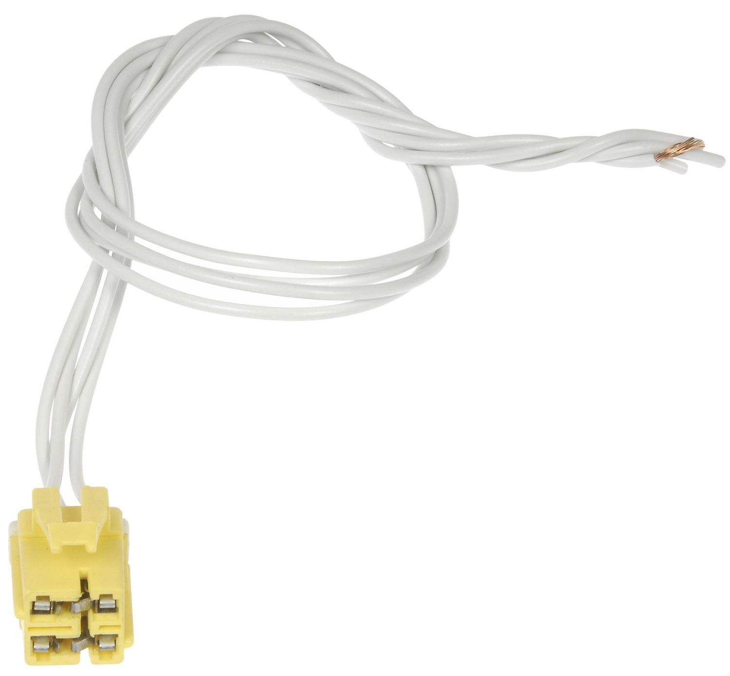 Chevrolet Blazer Body Wiring Harness Connector Replacement Dorman 2004 N A 645 622 Yellow 4 Way Female W Leads