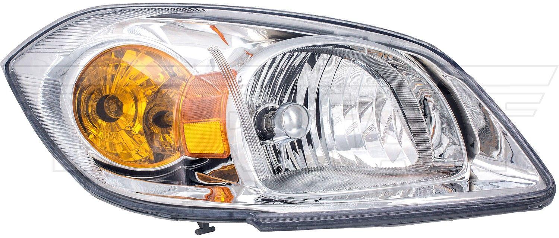 2008 Chevrolet Cobalt Headlight Embly Right Dorman 1591034 Clear Outer Lens