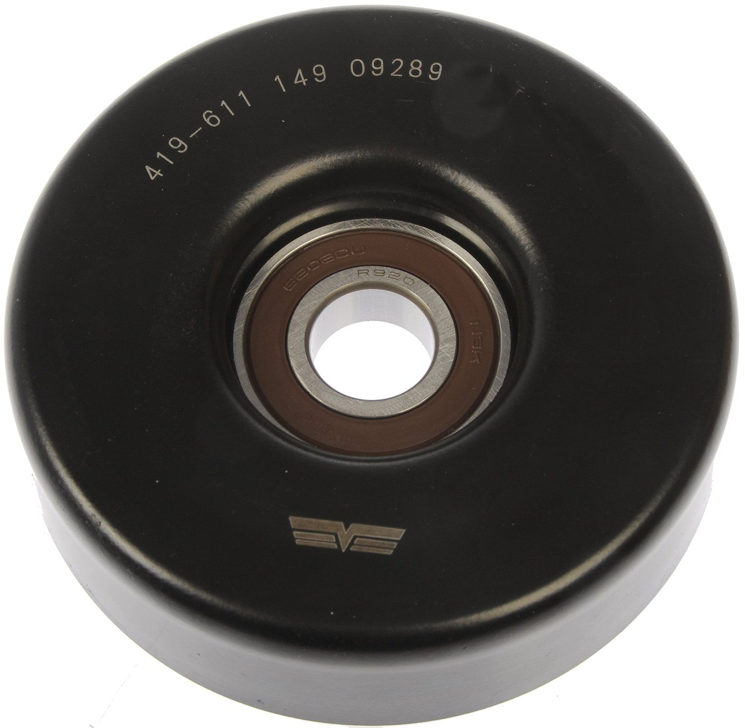 Dodge Dynasty 1990 Idler Tensioner Pulley: Drive Belt Tensioner Pulley Replacement (ACDelco, APA/URO