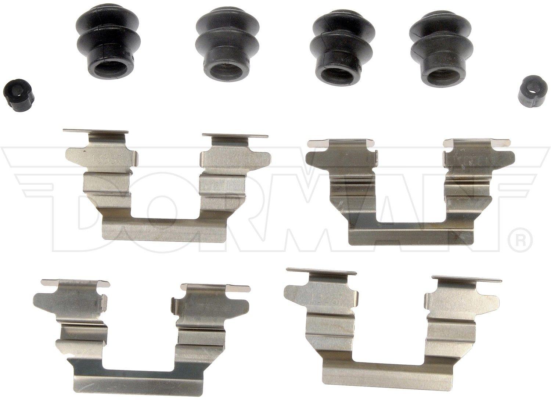 Centric Parts 117.42033 Brake Disc Hardware