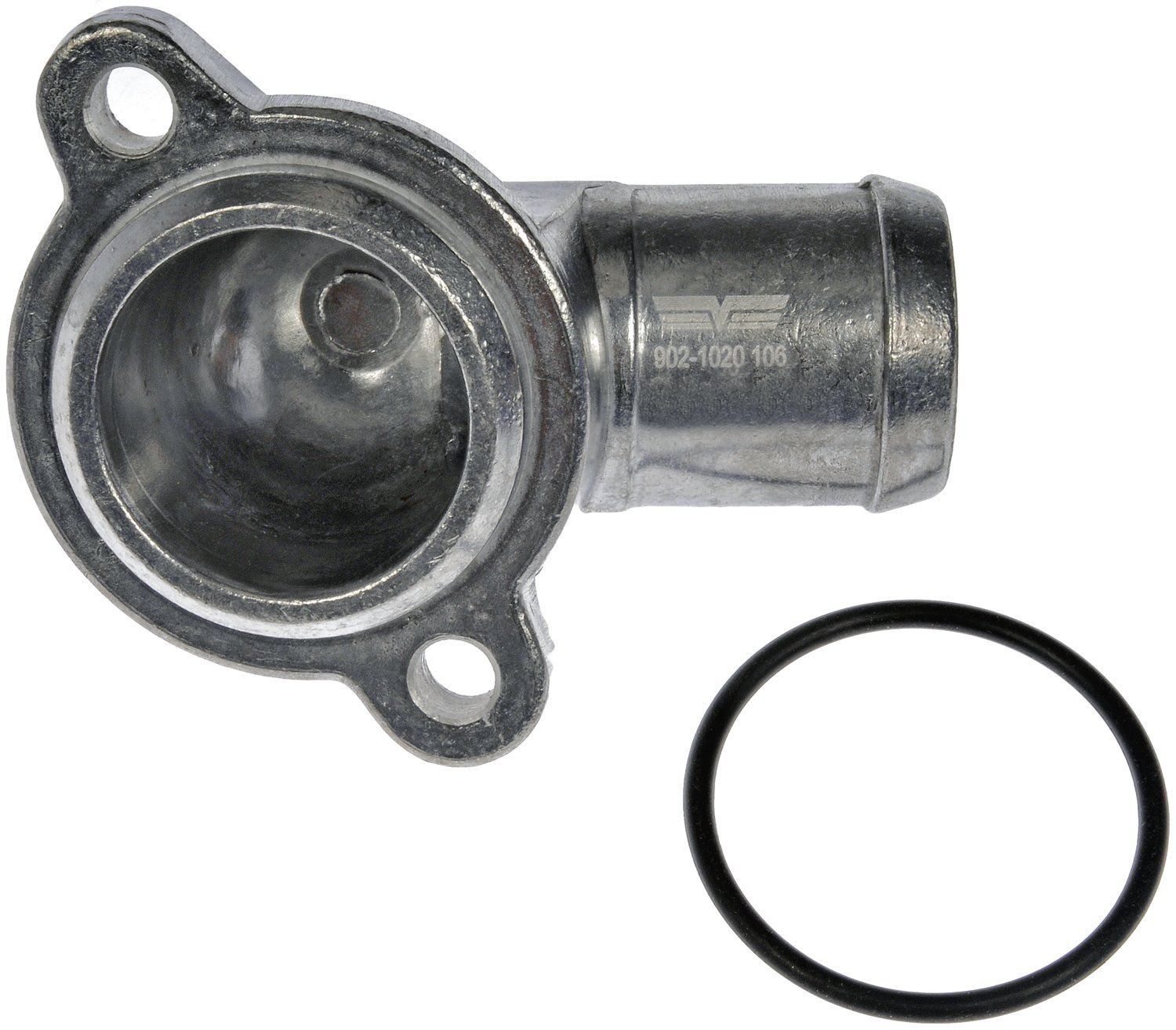 Lincoln Town Car Engine Coolant Thermostat Housing Replacement