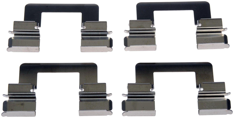 Disc Brake Hardware Kit Centric 117.22007
