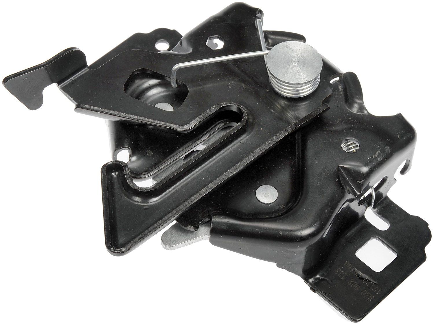 Hood Latch Assembly Replacement (Crown Automotive, Daystar