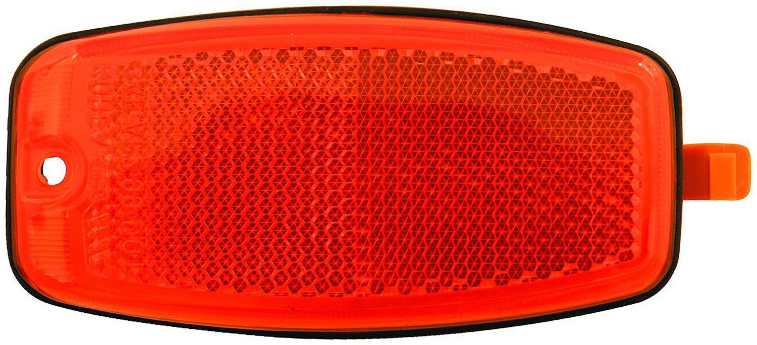 2005 Hyundai Tucson Side Marker Light Assembly   Left (Dorman 1631364) Amber  Lens Packaging Type: Box .