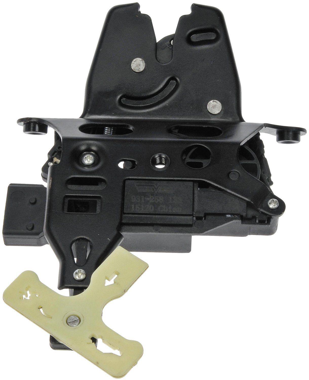 Trunk Lock Actuator Motor Replacement Acdelco Behr