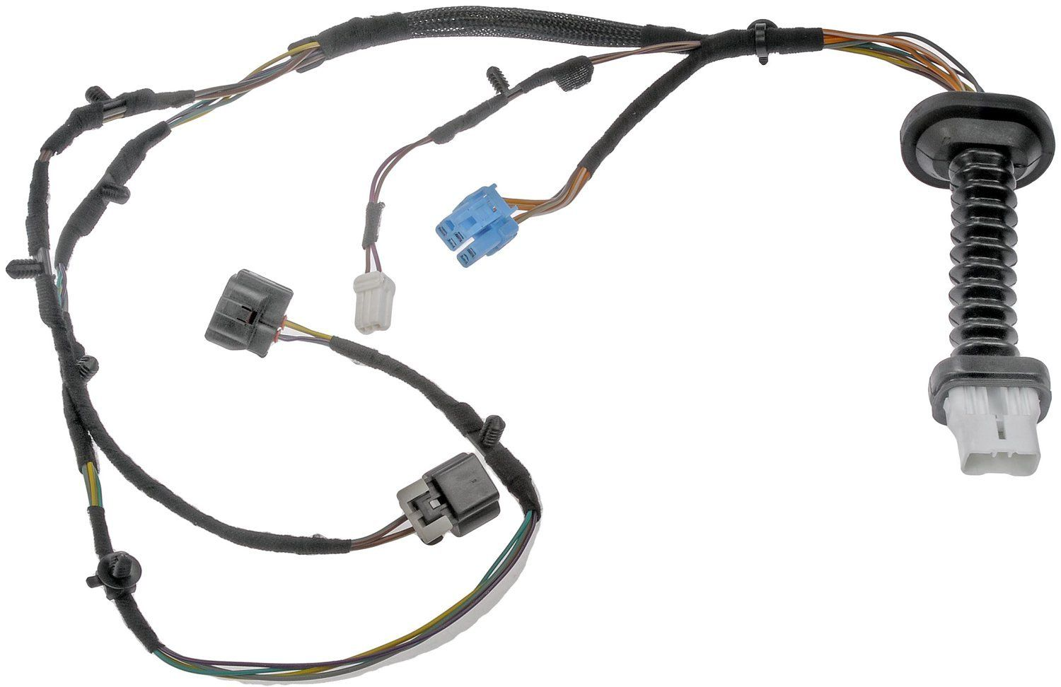 Dodge Ram Door Wiring Harness Starting Know About Diagram Replacement 2500 Dorman Go Parts Rh Com 2005