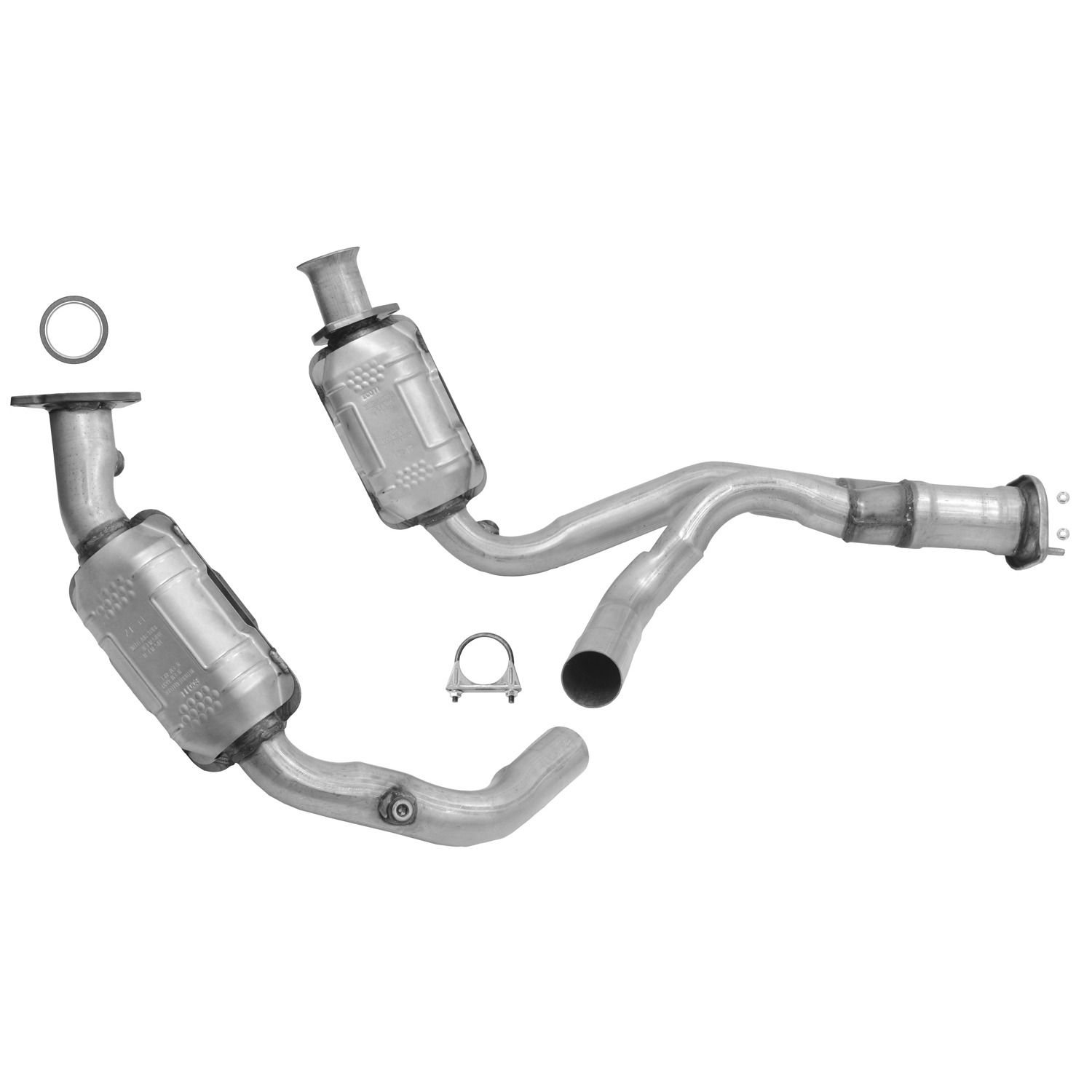 2006 GMC Sierra 1500 Catalytic Converter 8 Cyl 53l Eastern 50372 Undercar Classic Model Legal Note Not For Sale Or Use In The State Of: 2006 GMC Sierra 1500 Catalytic Converter At Woreks.co