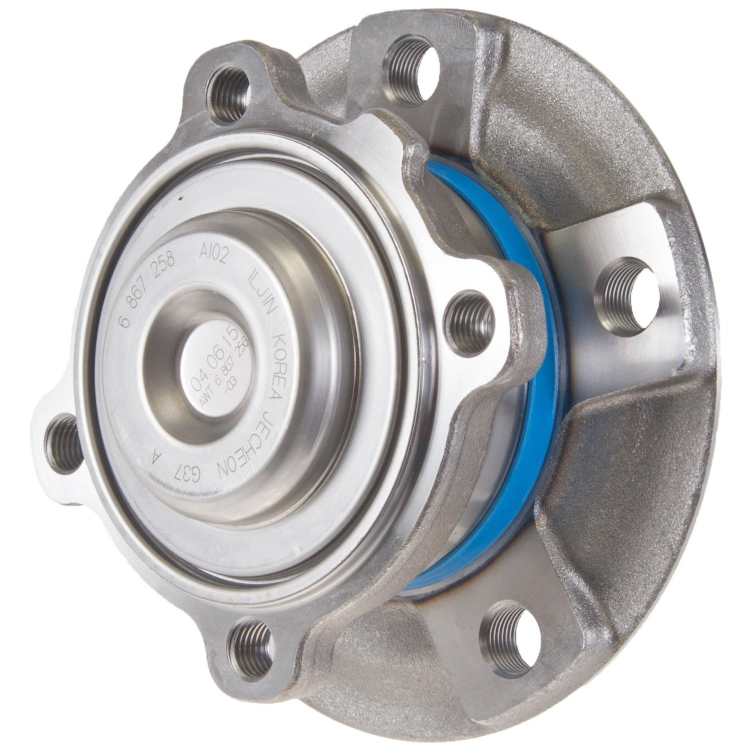 BMW 335i Wheel Bearing and Hub Assembly Replacement (Beck