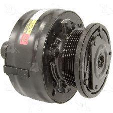 1993 GMC K2500 A/C Compressor Four Seasons