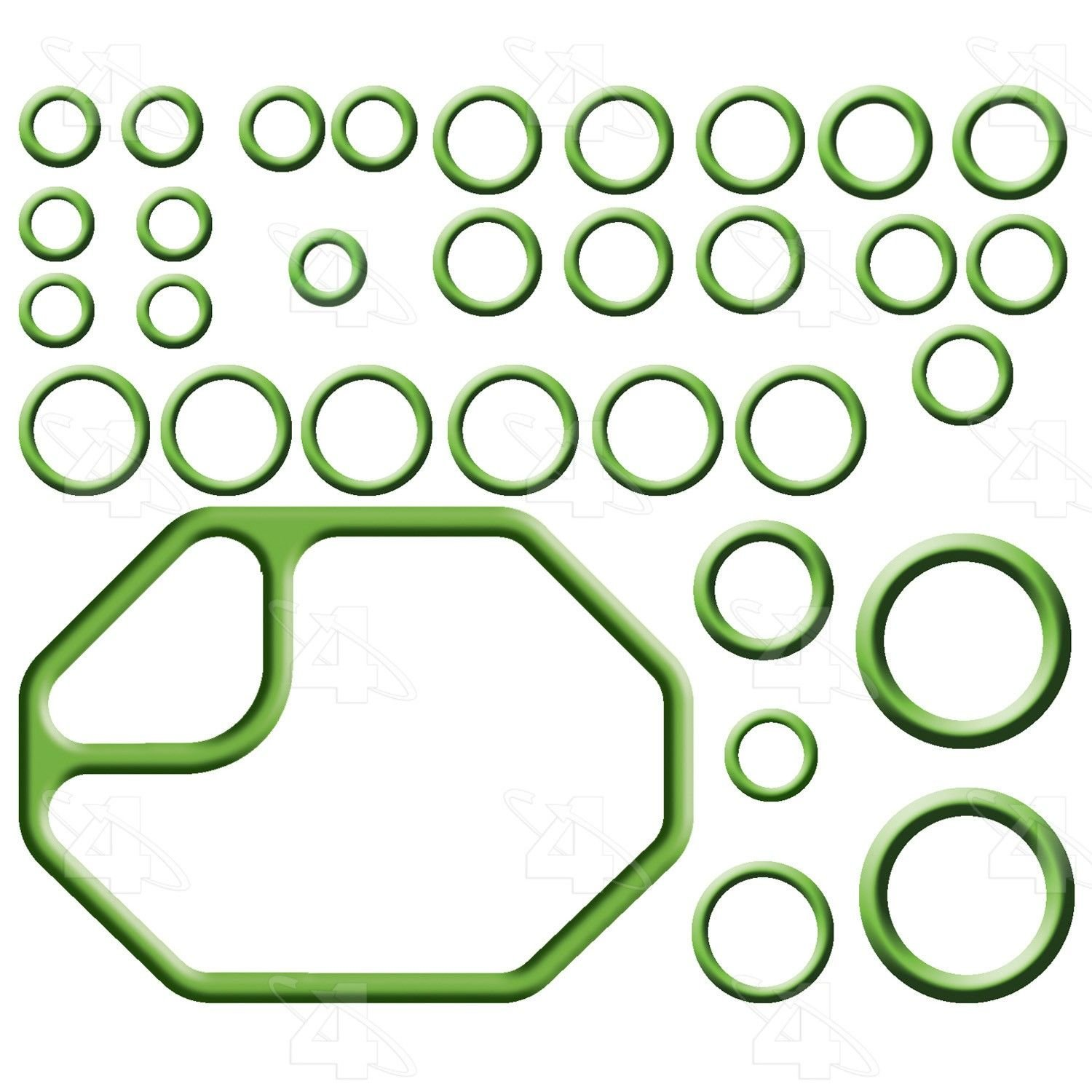 Four Seasons 26786 O-Ring and Gasket AC System Seal Kit