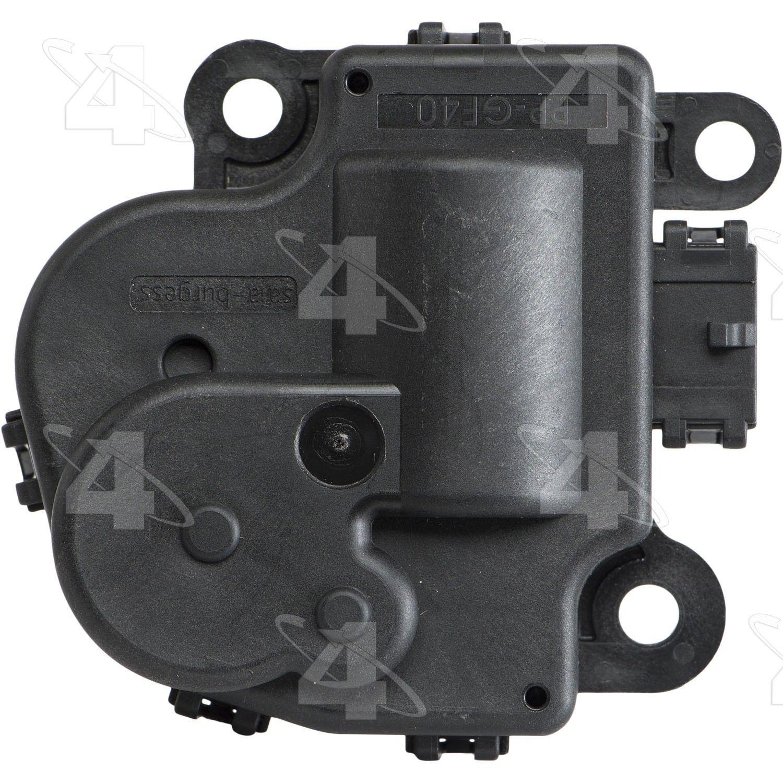 HVAC Recirculation Door Actuator Replacement (Four Seasons