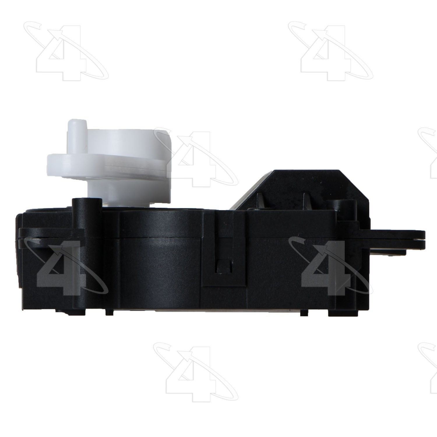 Ford Edge Hvac Heater Blend Door Actuator Left Four Seasons  With Dual Zone Climate Control