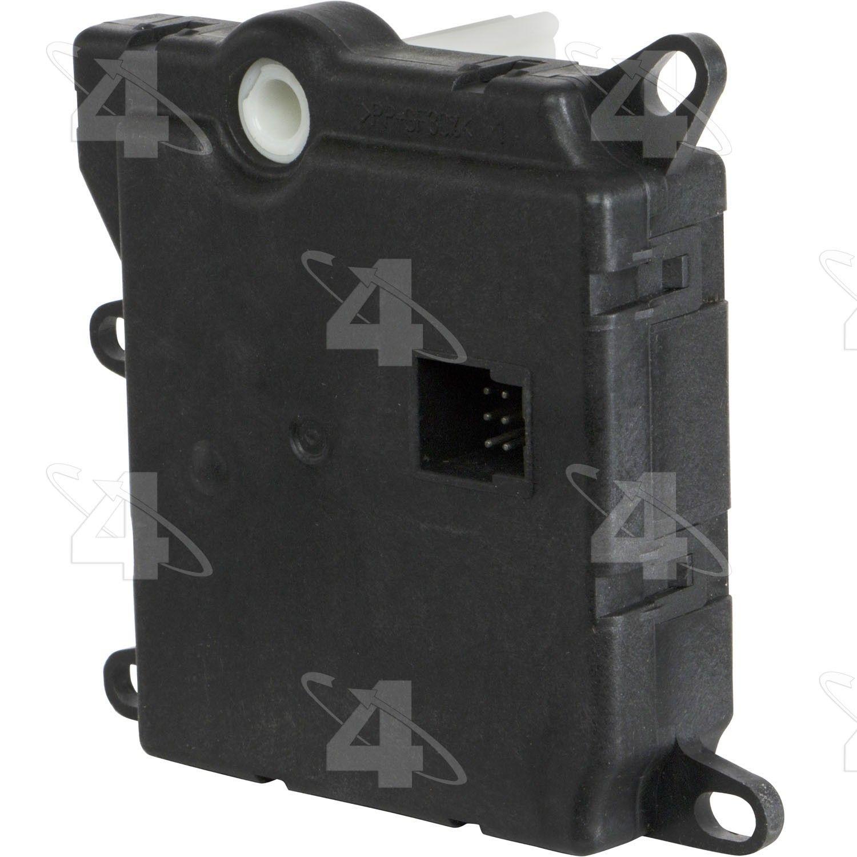 Ford Explorer HVAC Heater Blend Door Actuator Replacement