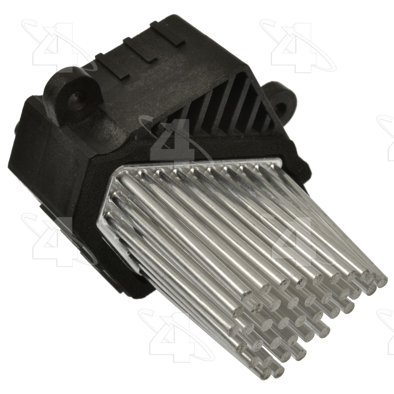 Bmw X5 Hvac Blower Motor Resistor Replacement Acm Behr Four 2000 Seasons 20421