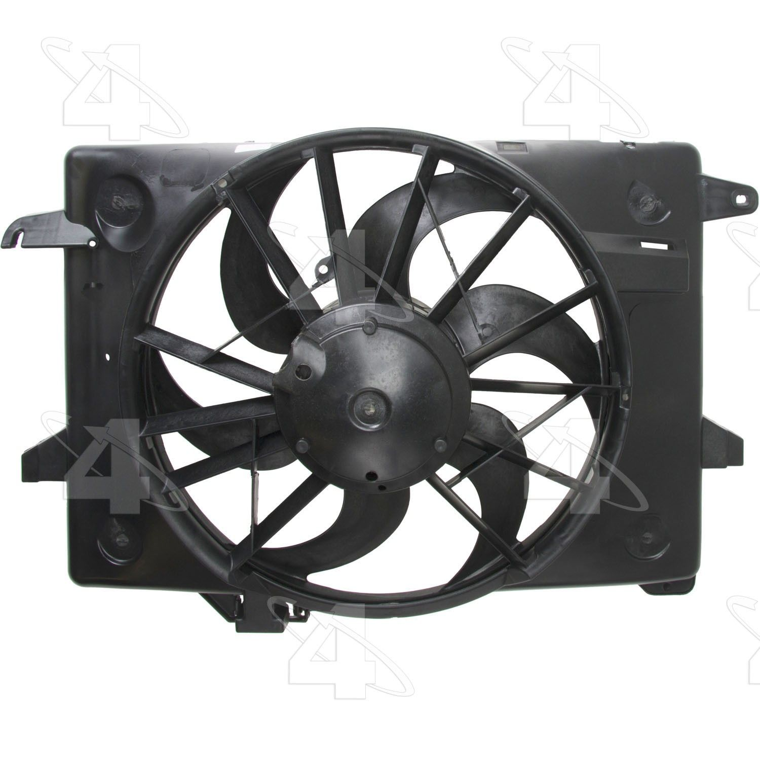 Lincoln Town Car Engine Cooling Fan Assembly Replacement Dorman