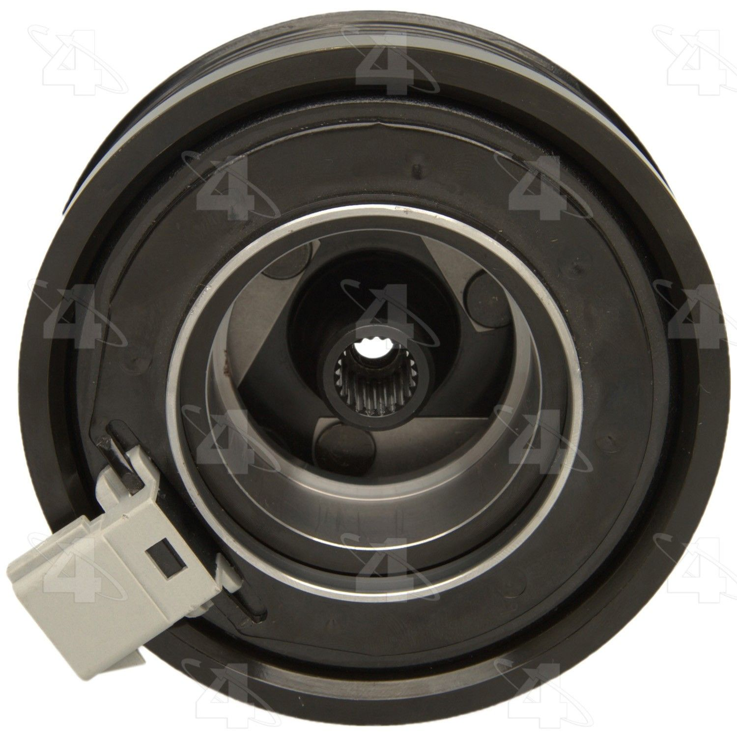 A/C Compressor Clutch Replacement (ACDelco, Air Products
