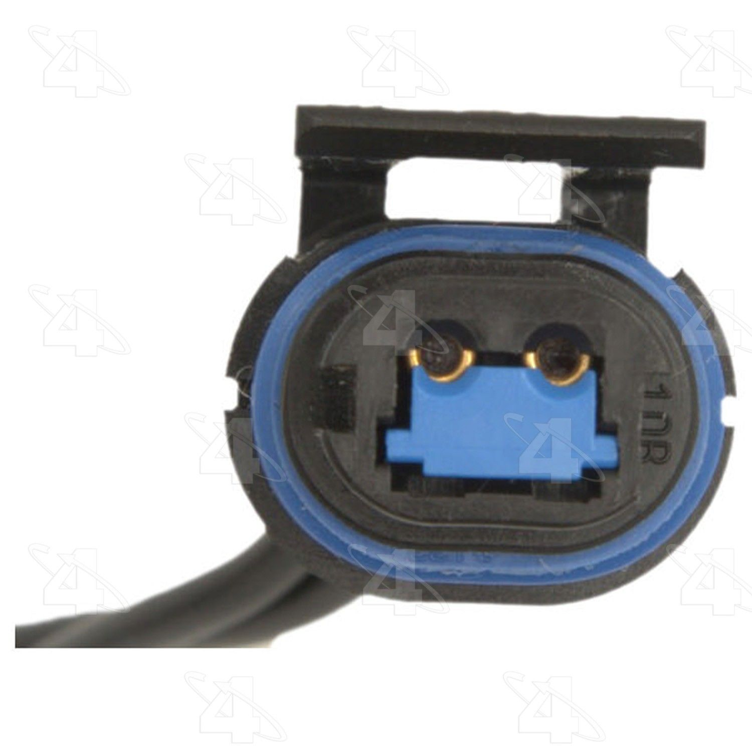 A//C Clutch Cycle Switch Connector-Harness Connector 4 Seasons 37235