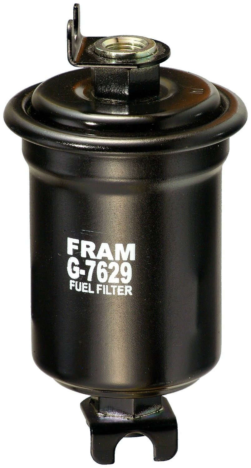 1996 Toyota 4Runner Fuel Filter 4 Cyl 2.7L (Fram G7629) In-Line Fuel Filter  Recommended based on current original equipment requirements .