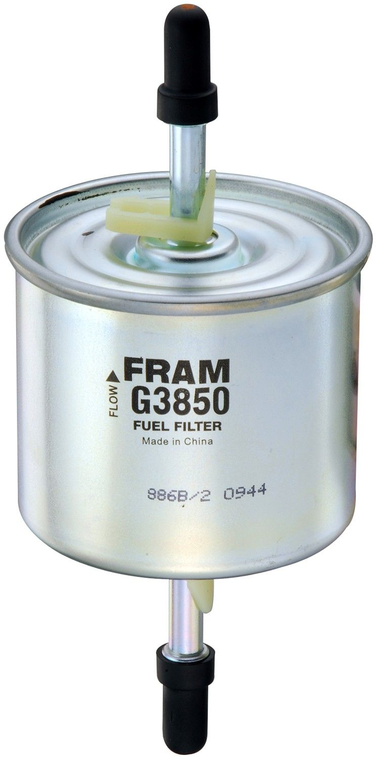 1997 Ford Expedition Fuel Filter 8 Cyl 4.6L (Fram G3850) In-Line Fuel Filter  Unit box product .