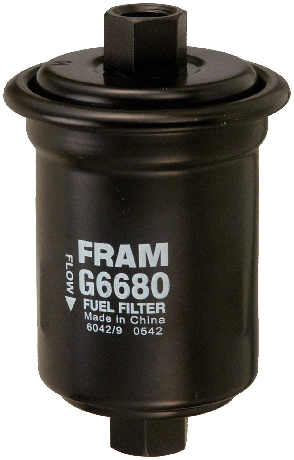 1994 Hyundai Sonata Fuel Filter 4 Cyl 2.0L (Fram G6680) In-Line Fuel Filter  Unit box product .