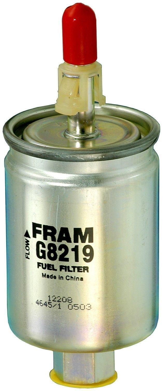 2002 GMC Yukon Fuel Filter 8 Cyl 5.3L (Fram G8219) In-Line Fuel Filter .