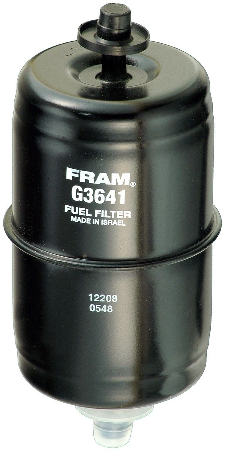 Jeep Wrangler Fuel Filter Replacement Fram Hastings Mahle Mopar 1987 4 Cyl 25l G3641 In Line Unit Box Product