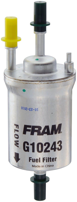 Volkswagen Beetle Fuel Filter Replacement Beck Arnley Fram Allstar 2014 4 Cyl 18l G10243 In Line