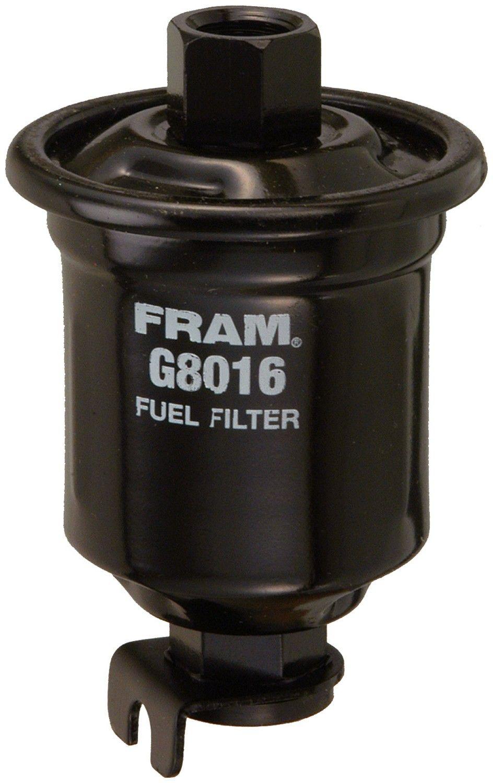 1993 Toyota Supra Fuel Filter (Fram G8016) In-Line Fuel Filter .