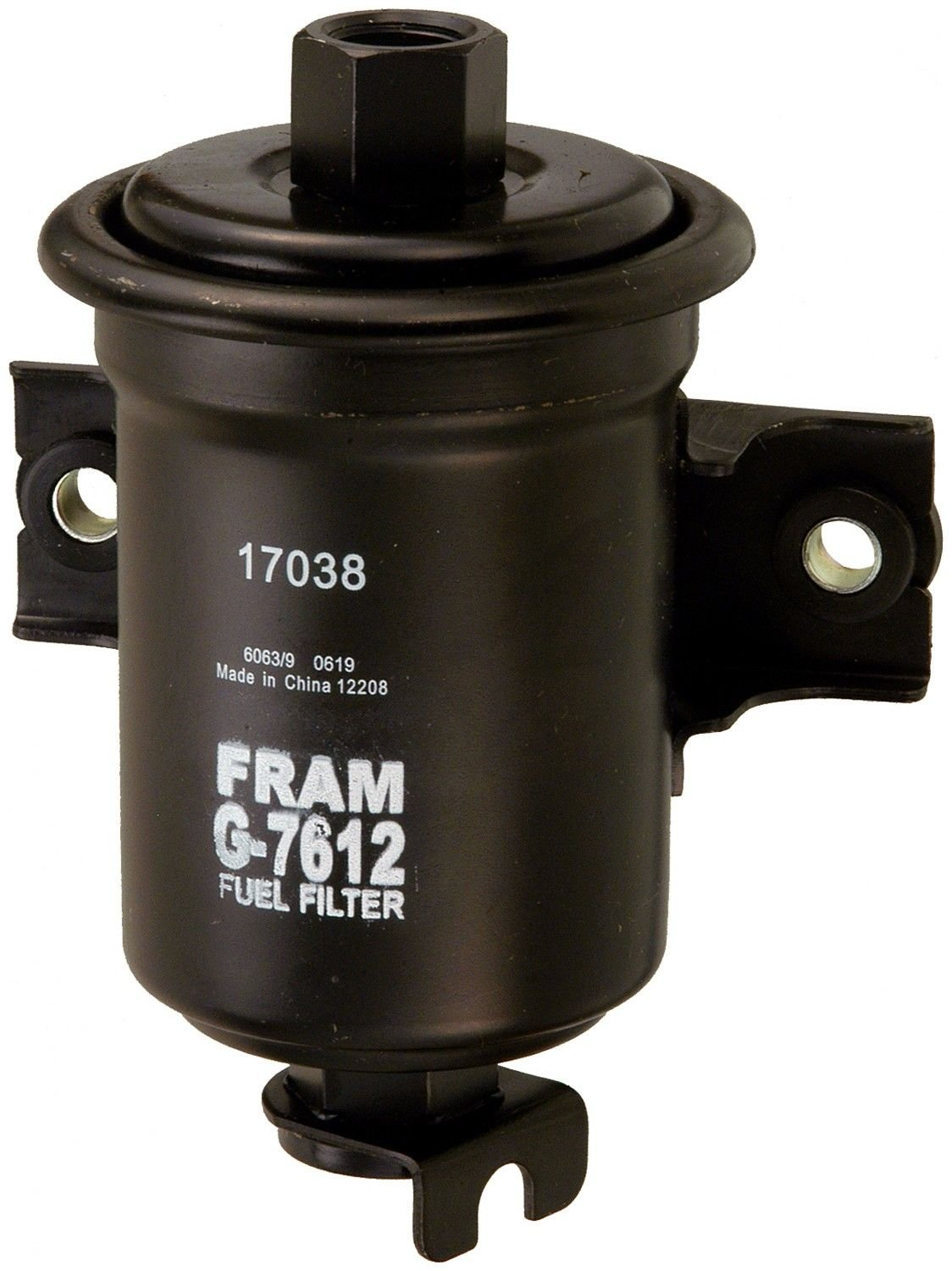 Toyota Corolla Fuel Filter Replacement Beck Arnley Fram Genuine 2005 Location 1993 4 Cyl 16l G7612 In Line