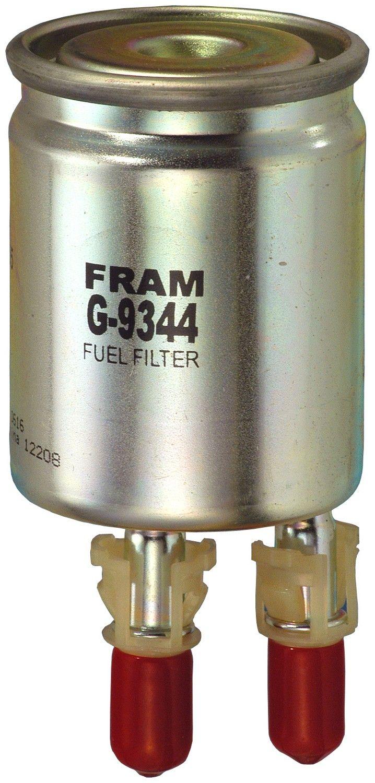 2002 Chevrolet Trailblazer Fuel Filter (Fram G9344) In-Line Fuel Filter .