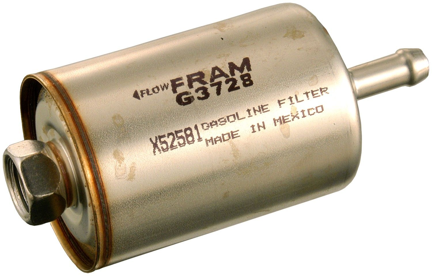 1986 GMC S15 Jimmy Fuel Filter 6 Cyl 2.8L (Fram G3728) In-Line Fuel Filter  Unit box product .